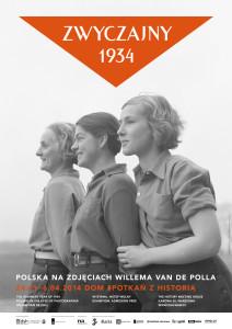 Wystawa zdjec  Willema van de Polla 1934 gr