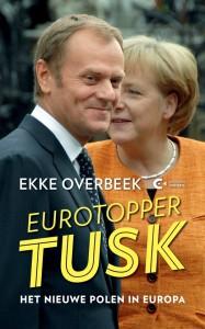 Omslag boek Overbeek over Donald Tusk 2014