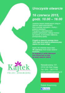 Kajtek Kraamzorg otwarcie 16-6-2015 w Hadze. jpg