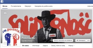 Plakat na FB PoloniaNL
