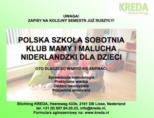 Polska szkola sobotnia _Kreda
