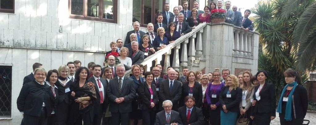 konferencja Monitor Emigracji Zarobkowej 2013 Rzym