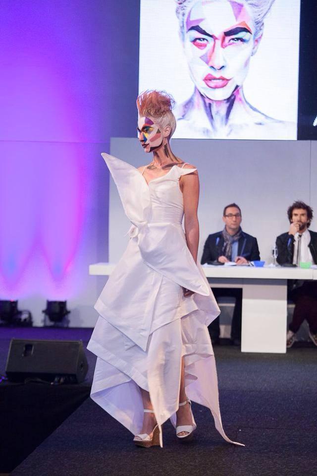 nederlandse makeup awards creation Anna Wojnarowska 30-4-2014