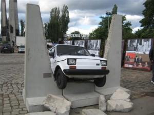 Upadek Muru berlinskiego - 20 obchody, fot. M. Bos-Karczewska