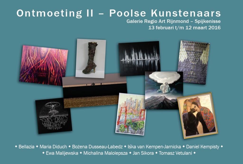 Expo Poolse kunstenaars Spijkenisse