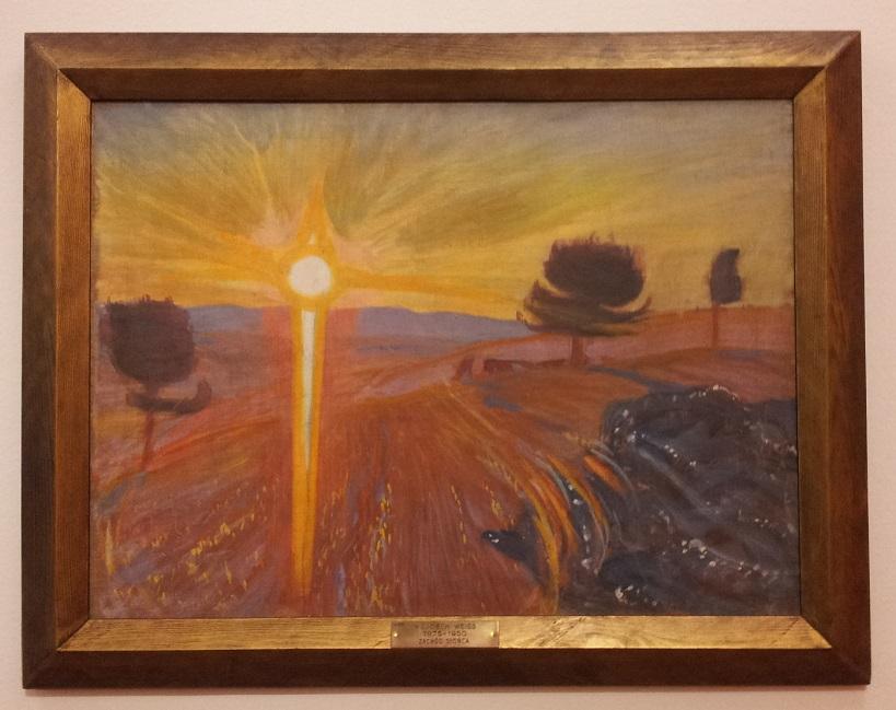 Radiant sunset_W Weiss Haga 18-3-2016